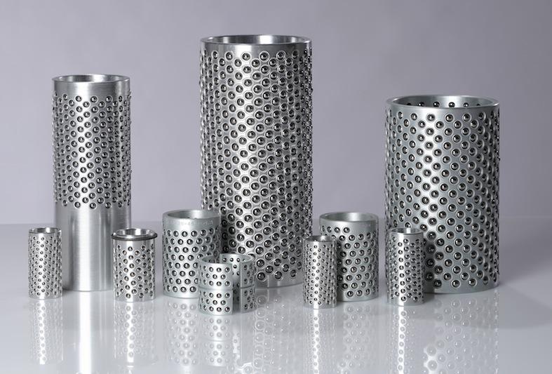 Aluminium Kugelkäfige