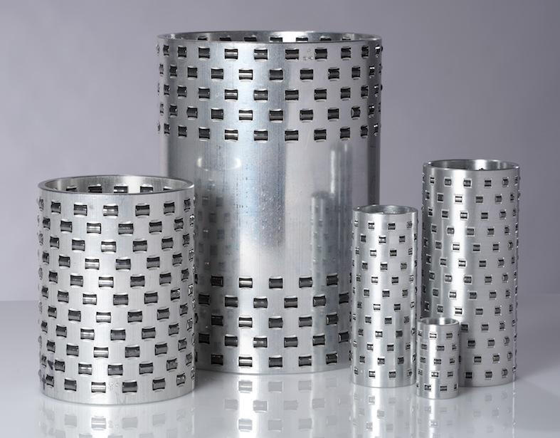 Rollenkäfig Aluminum