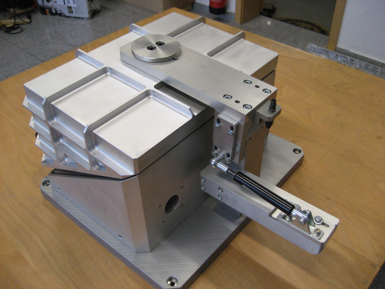 CNC Fräsbearbeitung